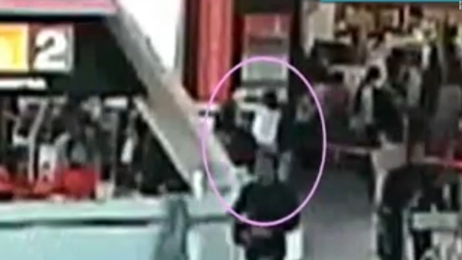 Kim Jong Nam death: Footage surfaces showing attack - CNN