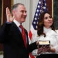 Scott Pruitt swearing in 0217