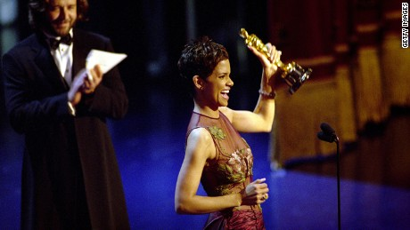 Oscar speeches that seized the moment