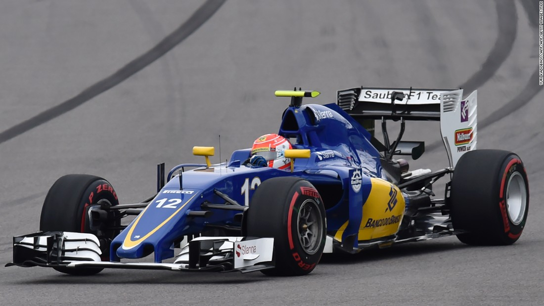 In 2016, Felipe Nasr scored the team's only two points with ninth place at the penultimate race in his native Brazil.