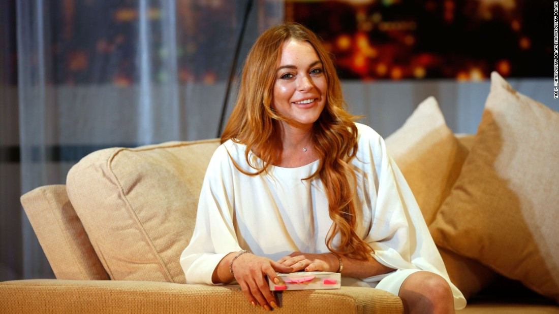 Lindsay Lohan Apologizes For Metoo Comments Cnn