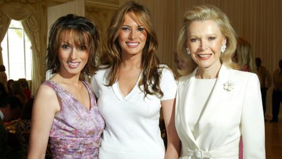 Melania Trump S Sister Shows Rare Behind The Scenes Look Cnn Politics