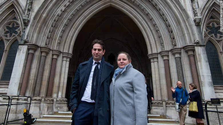 Heterosexual couple want civil partnership