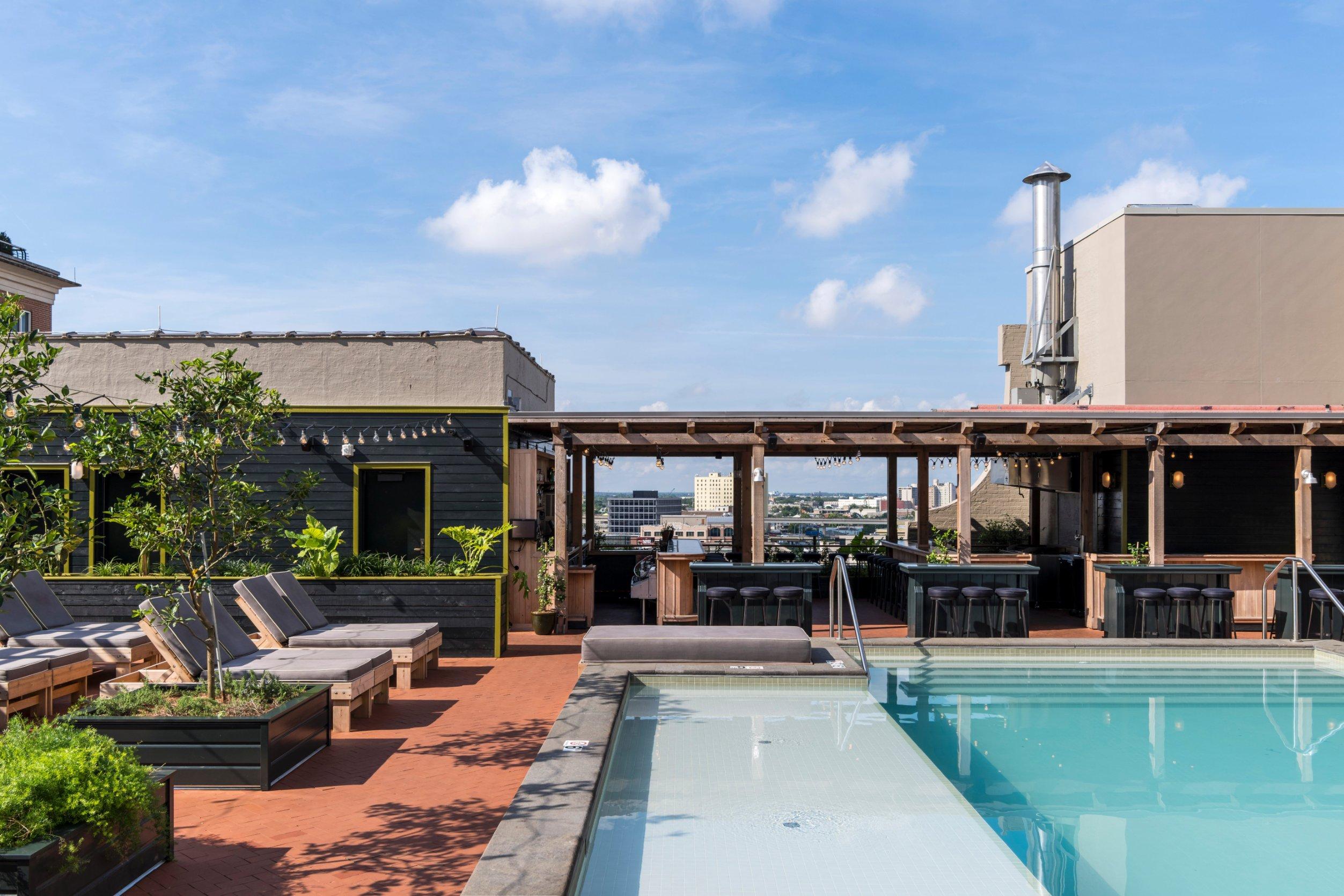 New Orleans Best Rooftop Bars Cnn Travel