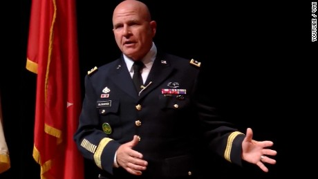 McMaster: It's OK to want to beat terrorists