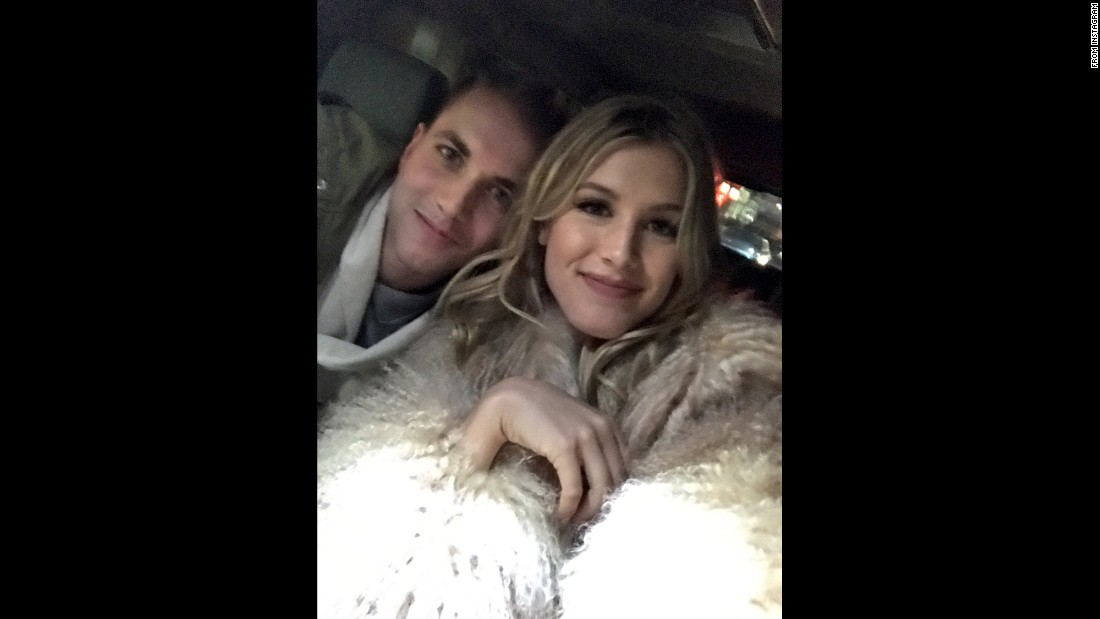 """Just met my 'Super Bowl Twitter Date' John,"" <a href=""https://twitter.com/geniebouchard/status/832019611277144064"" target=""_blank"">tweeted tennis star Eugenie Bouchard</a> on February 15. ""On our way to the @BrooklynNets game!"" New England Patriots fan John Goehrke had tweeted Bouchard during the Super Bowl 10 days earlier when the Patriots were losing 21-0 to the Atlanta Falcons. He asked if she would go on a date with him if the Patriots came back to win. <a href=""http://www.cnn.com/2017/02/16/tennis/eugenie-bouchard-super-bowl-date/index.html"" target=""_blank"">She agreed,</a> and then the Patriots triumphed 34-28 in overtime."