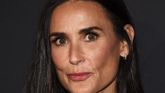 """Demi Moore arrives at a screening of David O. Russell's """"Past Forward"""" hosted by Prada at Hauser Wirth & Schimmel on November 15, 2016 in Los Angeles, California.  (Photo by Amanda Edwards/WireImage)"""