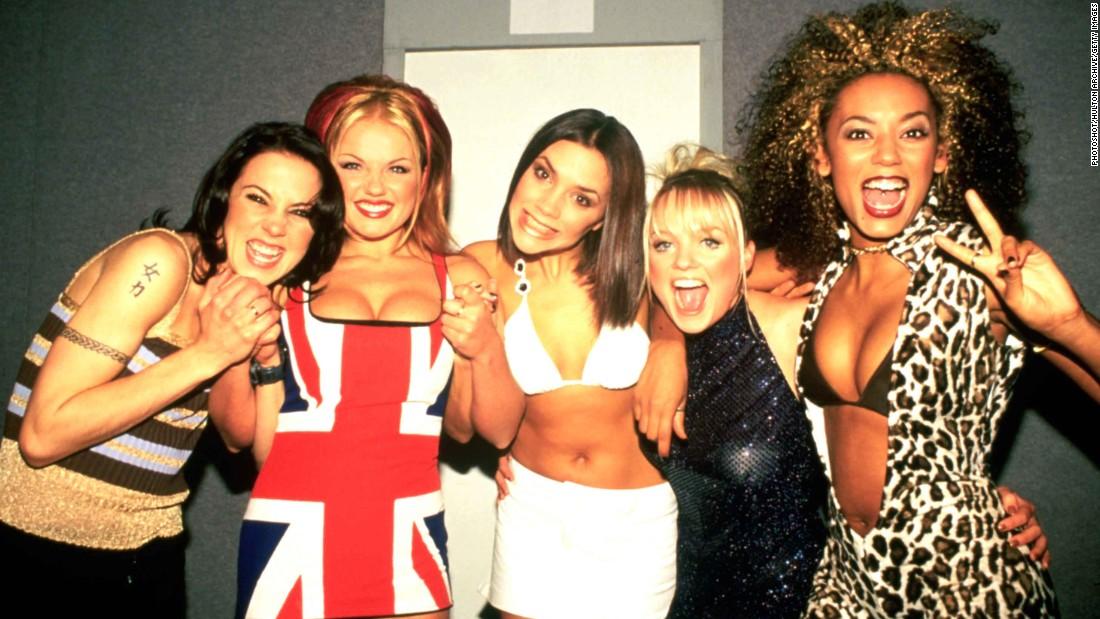 Spice Girls tease reunion tour