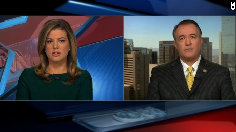 Rep. Trent Franks, Keilar clash