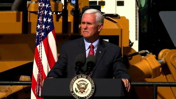 mike pence st louis