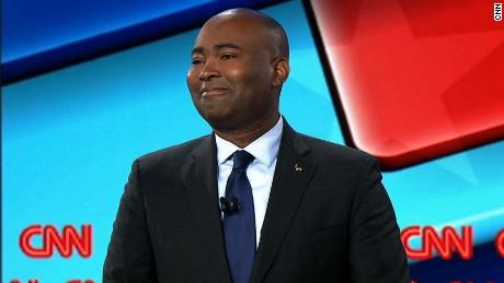 Democrat Jaime Harrison announces Senate run against Lindsey Graham