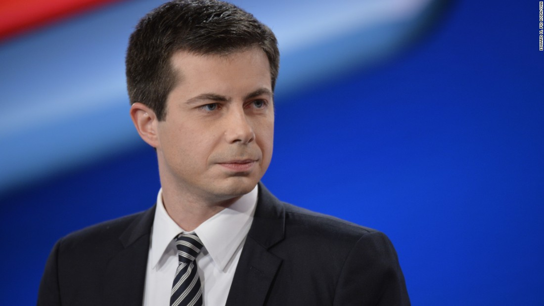 pete buttigieg mayor of south bend indiana jumps into
