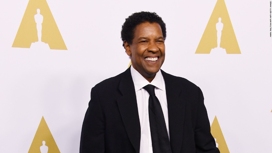 Denzel Washington đã gọi 'Samaritan tốt' sau khi đến giúp đỡ người đàn ông đau khổ