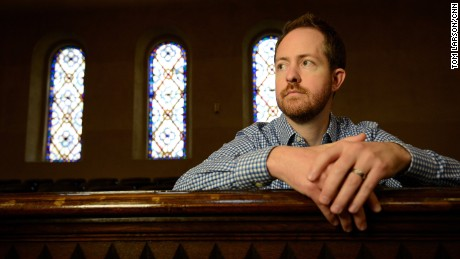 Rev. Zach Hoover wants to help immigrant families fearing deportation stay hidden and together.