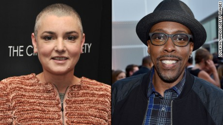 Sinead O'Connor has apologized for her remarks about Arsenio Hall.