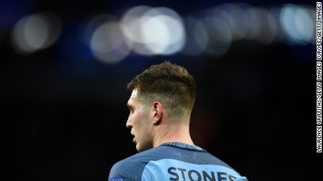 John Stones has frequently been under the spotlight at Manchester City.