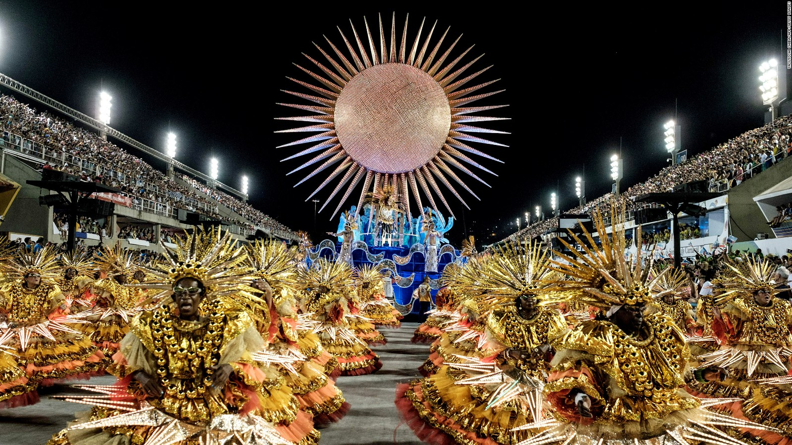 Carnival In Rio What To Know For 2017 Cnn Travel