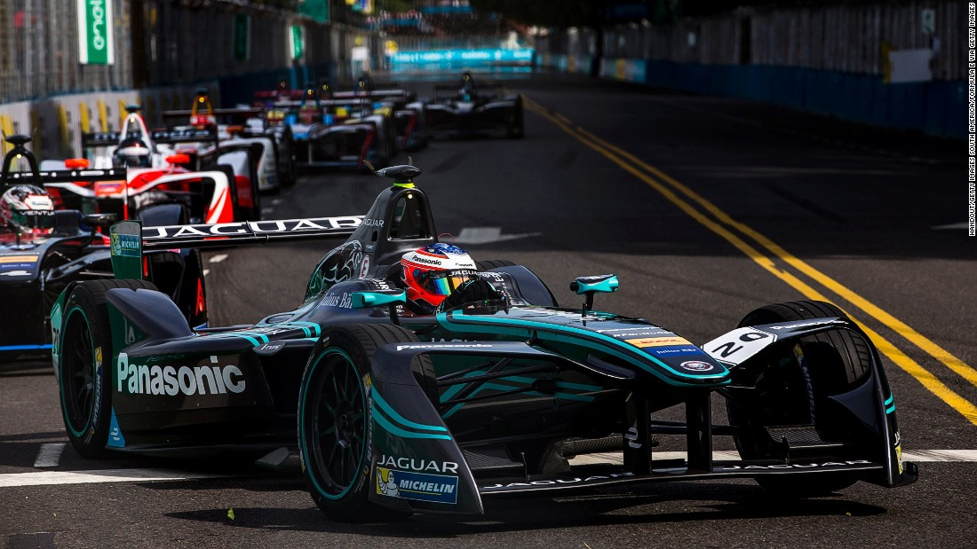 "Evans was on more familiar terrain at <a href=""http://cnn.com/2017/02/18/motorsport/buemi-buenos-aires-hat-trick-of-wins/index.html"" target=""_blank"">February's Buenos Aires ePrix</a>, where he finished 13th -- his best result to date in the 2016-17 Formula E World Championship."