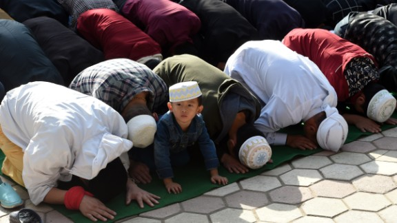 Chinese Muslims have faced restrictions on traditional practices in recent years.