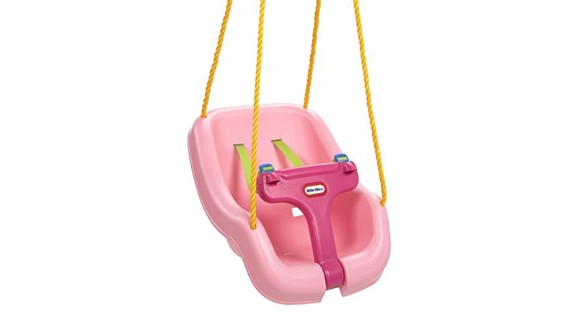 Little Tikes recalled 540,000 toddler swings in February after reports of the swing breaking which resulted in children falling to the ground. The Consumer Product Safety Commission reported 39 injuries including 2 broken arms.