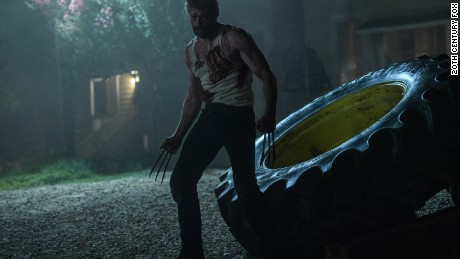 DF-09788 - Hugh Jackman as Logan/Wolverine in LOGAN. Photo Credit: Ben Rothstein.