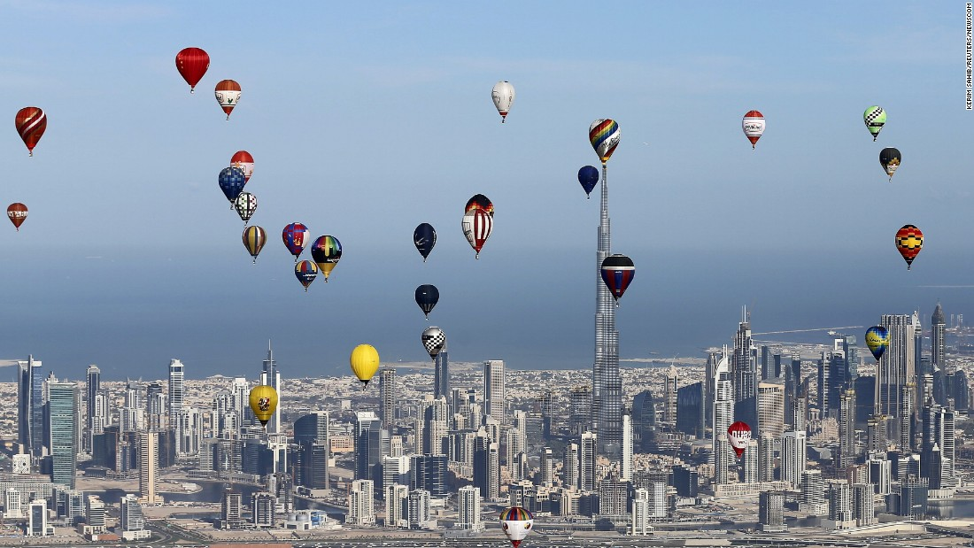 Since then, Dubai has launched a series of cultural initiatives to boost tourism. The World Air Games in 2015 were part of a strategy to put the city on the arts and sports world map.