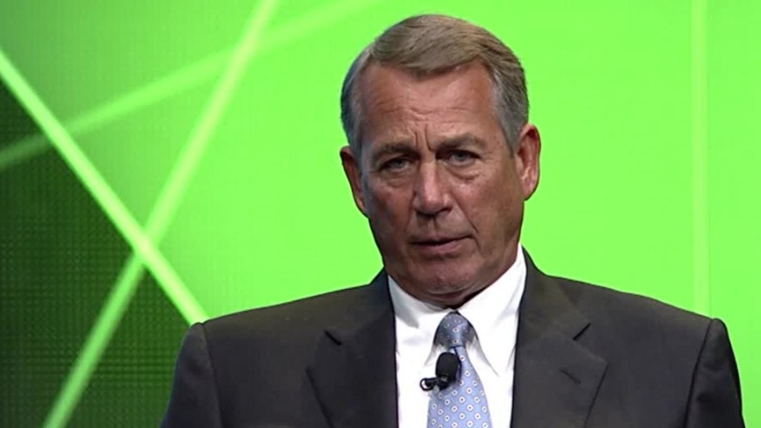 5 takeaways from former House Speaker John Boehner's new book