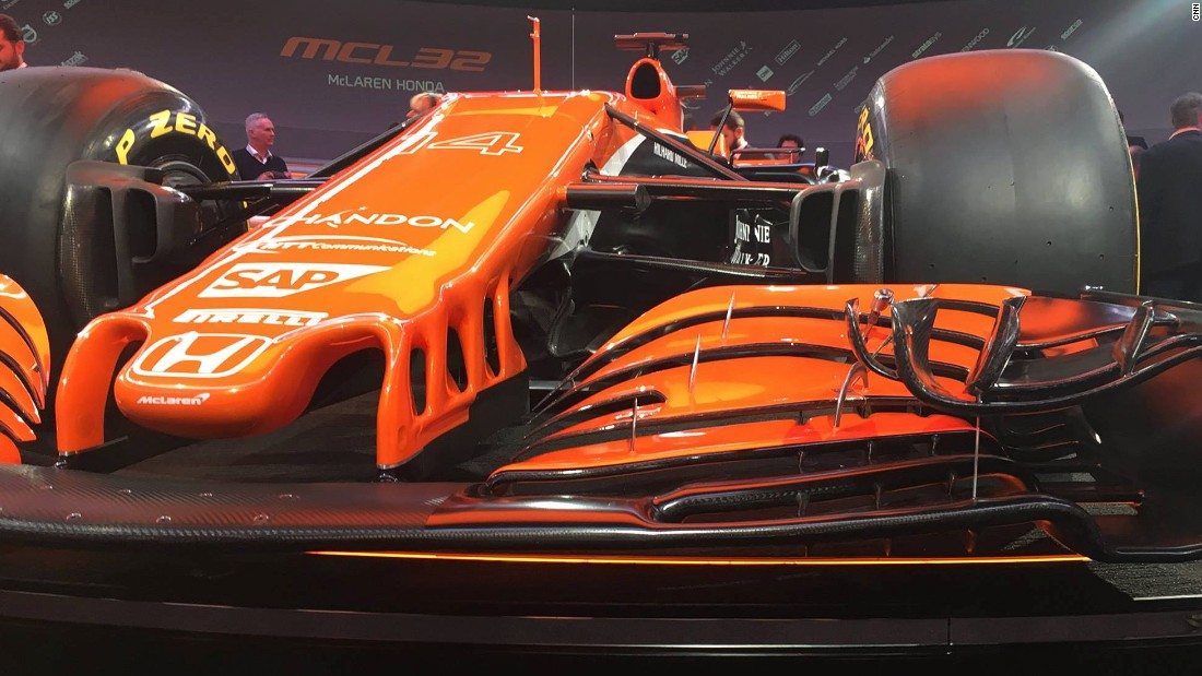 "McLaren team boss Eric Boullier hopes the 20-time world champion -- which last won a title in 2008 -- is ""about to turn the corner."" The Frenchman added: ""The chassis is incredibly well realized, the power unit has been significantly developed and we have a hugely exciting driver pairing that's already blending really well."""