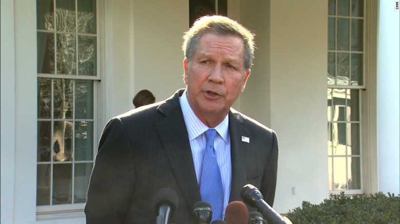 Kasich after meeting Trump: I'm optimistic