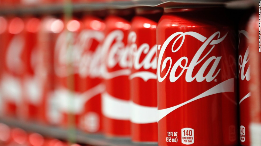 Coca-Cola Energy is coming to the United States