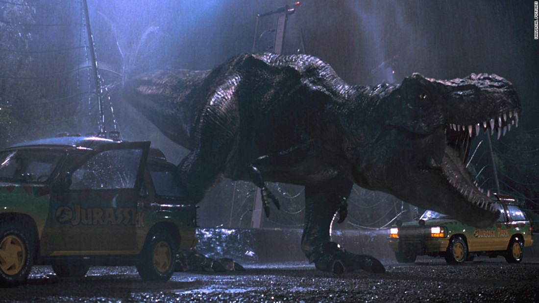 "<strong>""Jurassic Park""</strong> : Based on the Michael Crichton novel of the same name, this science fiction film about a dinosaur amusement park spurred a franchise. <strong>(Netflix) </strong>"