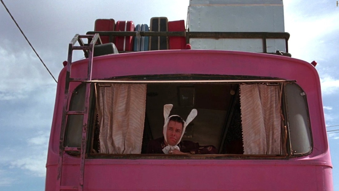 "<strong>""The Adventures of Priscilla, Queen of the Desert"" </strong>: A transgender woman and two drag performers travel across the Australian Outback in their tour bus named ""Priscilla."" <strong>(Hulu) </strong>"