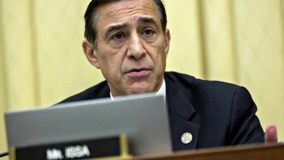 Representative Darrell Issa, a Republican from California, during a House Judiciary Committee hearing in Washington, D.C., U.S., on Tuesday, May 24, 2016.