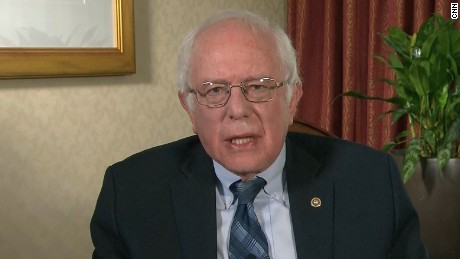 Bernie Sanders (D) interview with Jake Tapper
