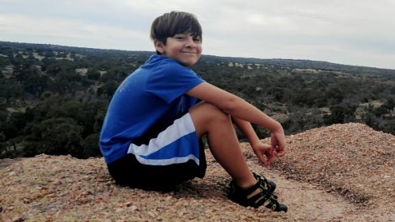 Trevor, 11