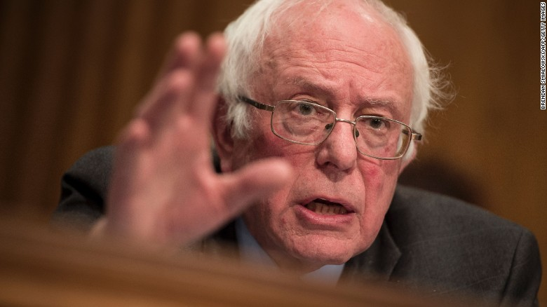Sanders: Obama's paid speech not a good idea