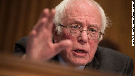 Sanders to faithful: Take down Trump, take over Democratic Party