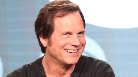 PASADENA, CA - JANUARY 09:  Actor Bill Paxton of the television show 'Training Day' speaks onstage during the CBS portion of the 2017 Winter Television Critics Association Press Tour at the Langham Hotel on January 9, 2017 in Pasadena, California.  (Photo by Frederick M. Brown/Getty Images)