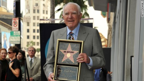 Judge Joseph Wapner dead at 97 - CNN