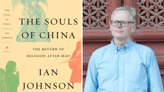 """Ian Johnson, author of """"The Souls of China: The Return of Religion After Mao."""""""
