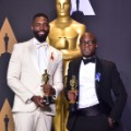 Barry Jenkins and Tarell Alvin McCraney