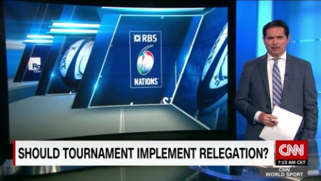 Six Nations: Promotion and relegation?
