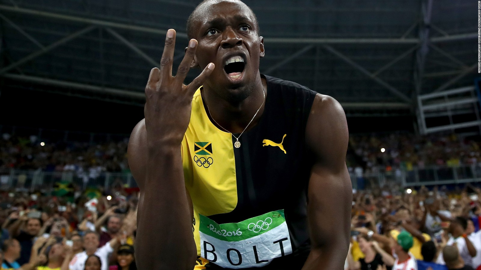 Usain Bolt No Hard Feelings After Losing Olympic Gold