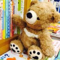 01 stuffed animals reading
