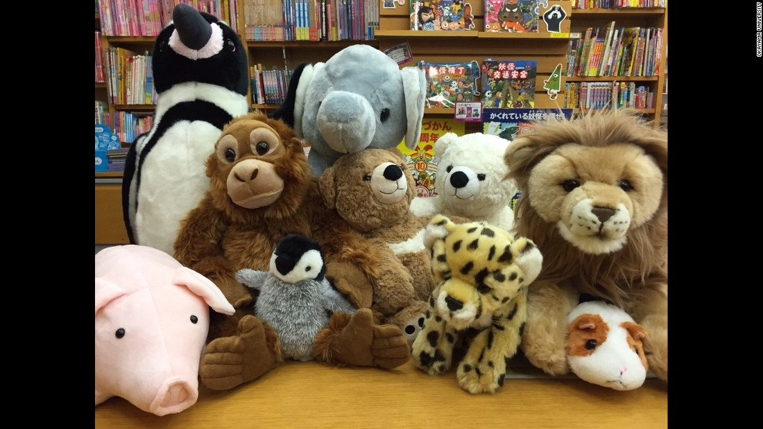 These adorable stuffed animals might help your child become a better reader.