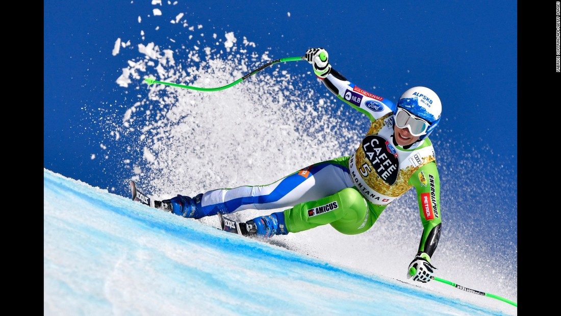 The Alpine Skiing World Cup traverses the globe in order to crown the world's best male and female downhill skiers. The 2017 season kicked off in Austria in October and concluded in Aspen, US.