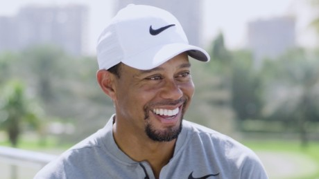 Tiger Woods' Perfect Day: 'Caddyshack,' oatmeal?