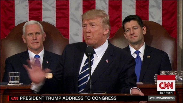 Trump congress address drain swamp sot _00000107