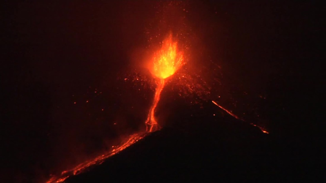 lava mountain volcano - photo #6