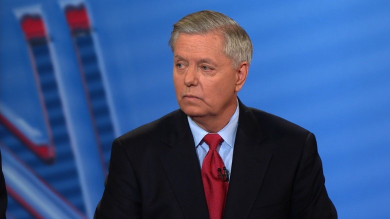 Graham: Trump getting 'bad hombres' out